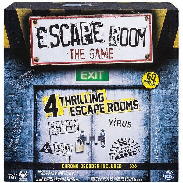 Escape Room Scenarios